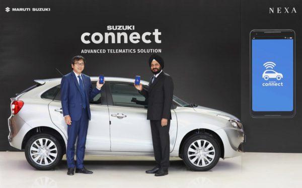 Maruti Suzuki Launches 'Suzuki Connect' In India For INR 9,999 (1)