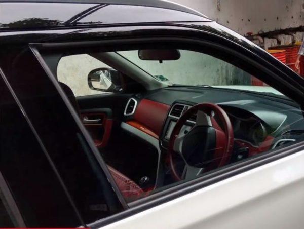 Maruti Vitara Brezza To Range Rover Conversion (3)