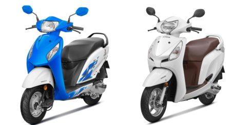 New 2018 Honda Aviator And Activa i Launched In India