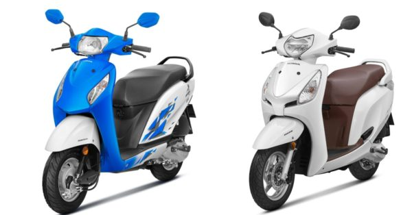 New 2018 Honda Aviator and Activa i Launched In India – Feature Image