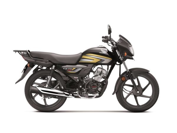 New 2018 Honda CD 110 Dream DX Launched In India