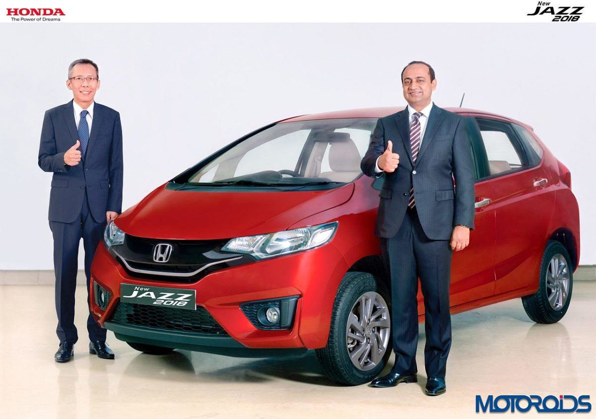 New 2018 Honda Jazz (10)
