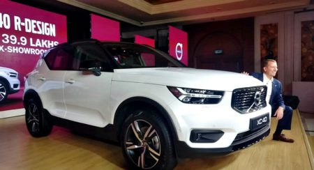 New 2018 Volvo XC40 R-Design Launched In India (3)