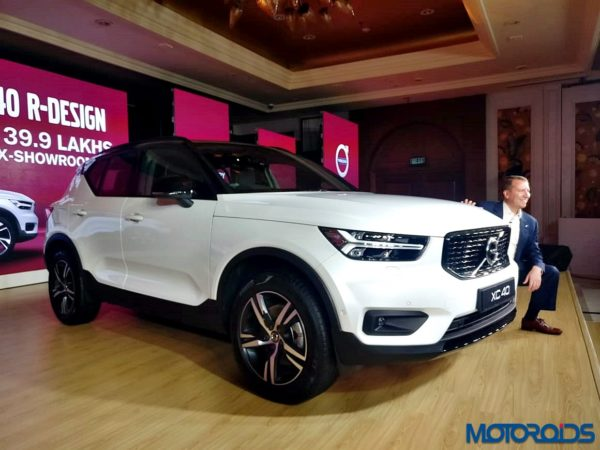 New 2018 Volvo XC40 R Design Launched In India (3)