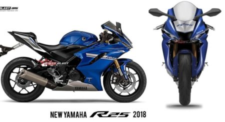Next-Gen Yamaha YZF-R25/R3 Reportedly Scheduled To Arrive At GIIAS 2018