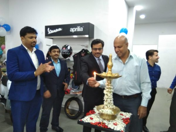 Piaggio India Expands Reach; Inaugurates Two New Showrooms In Goa