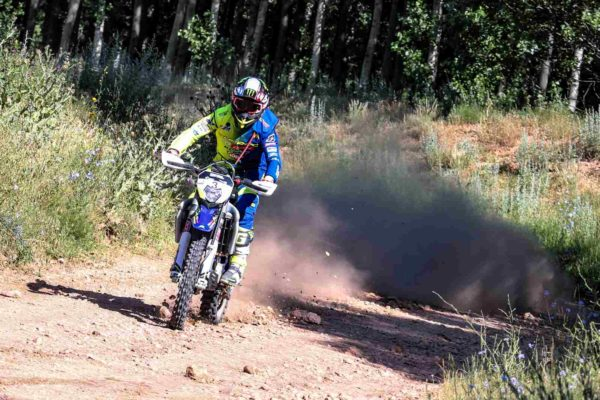 Sherco TVS Factory Rally Team Wins 35th Edition Of Baja Aragon Championship (2)