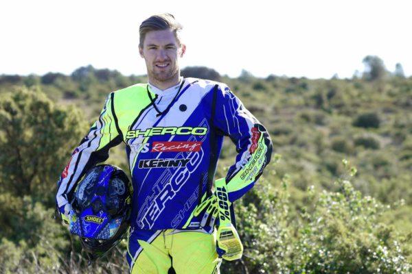 Sherco TVS Rally Factory Team – Adrian Metge