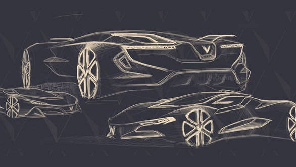 Shul by Vazirani Automotive – Sketches (1)