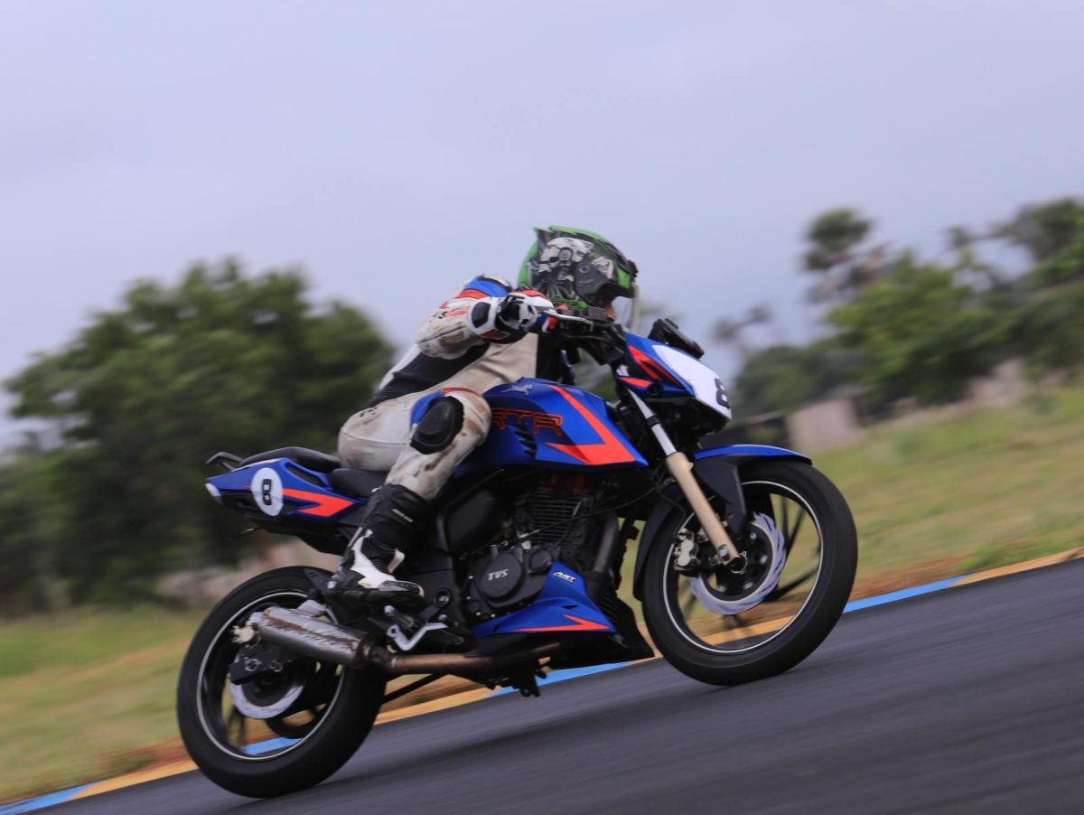 TVS Apache Young Media Racer Programme (30)