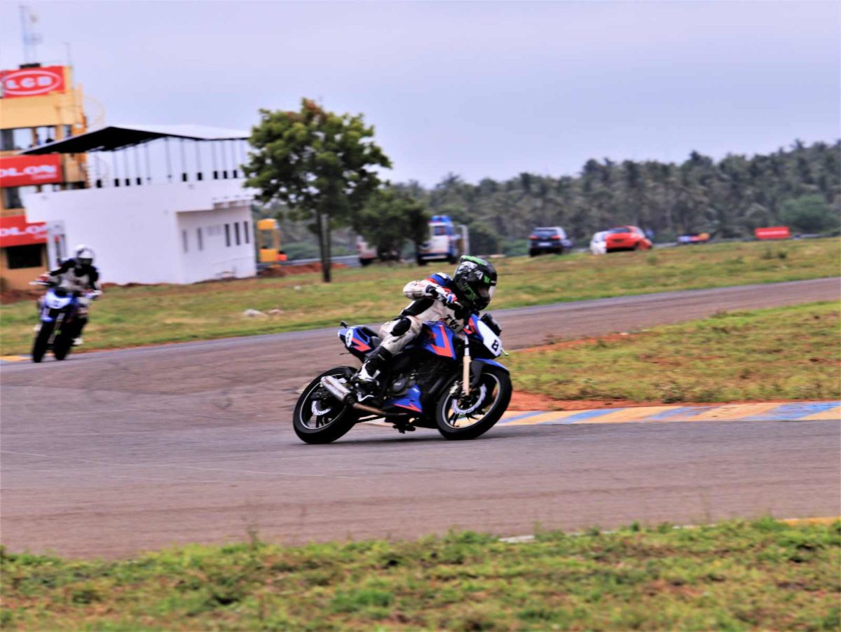 TVS Apache Young Media Racer Programme (38)