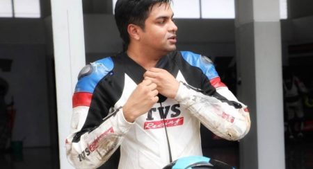 TVS Young Media Racer Programme