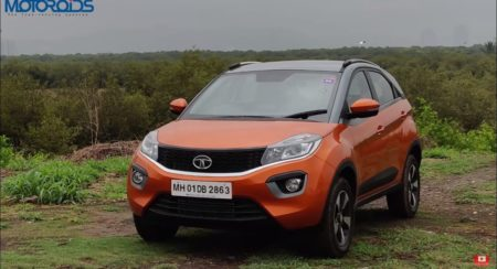 Tata Nexon Diesel AMT Video Review: Stylish, Feature Rich, Good Value, But Not The Best Handler
