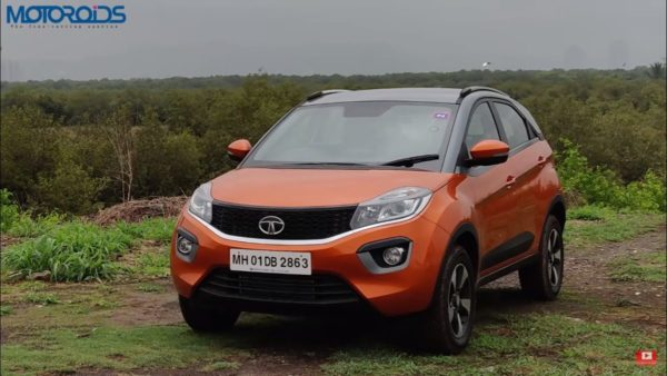 Tata Nexon Diesel AMT Review - Feature Image