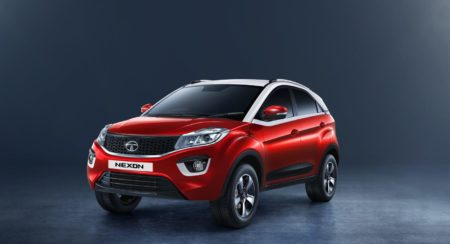 Tata Motors NEXON HyprDrive Self-Shift Gears (AMT) Now Available On Mid-Variants