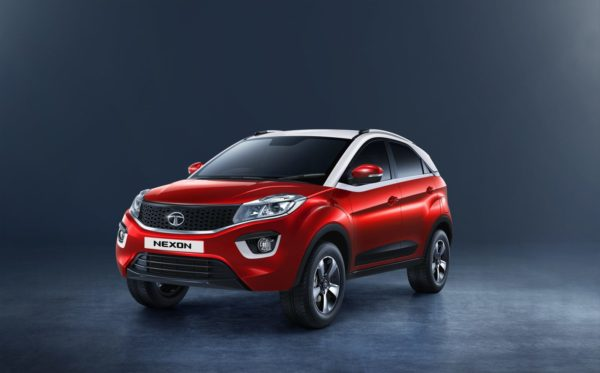 Tata Nexon XMA – Launched In India (1)