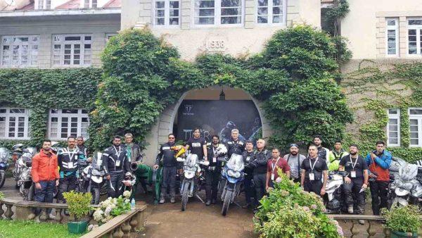 Triumph Spiti Trails 2 – Flag Off (2)