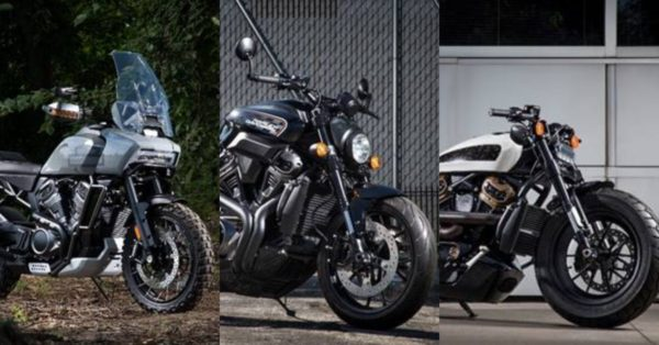 Upcoming Harley Davidson Motorcycles – Feature Image