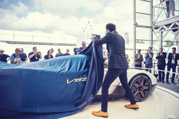 Vazirani Shul At Goodwood Festival Of Speed (3)