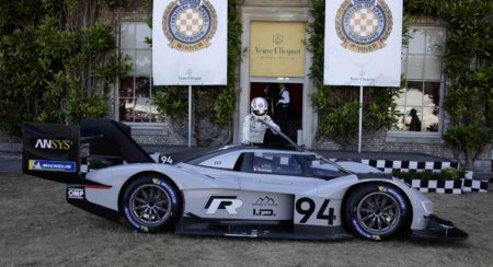 Volkswagen I.D. R Pikes Peak Breaks Electric Record At Goodwood (6)