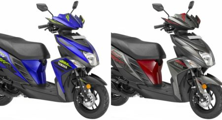 Yamaha Cygnus Ray ZR 'Street Rally' Edition Launched In India _ Feature Image