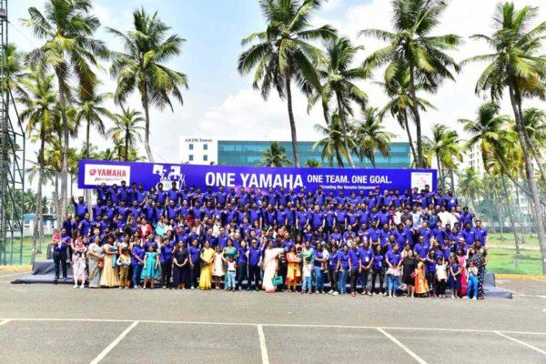Yamaha Motor Company Celebrates Its 63rd Anniversary (1)
