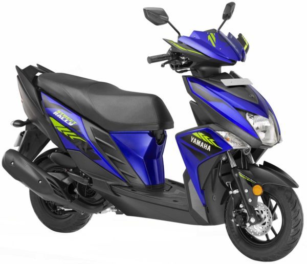 Yamaha Rally Racing Blue