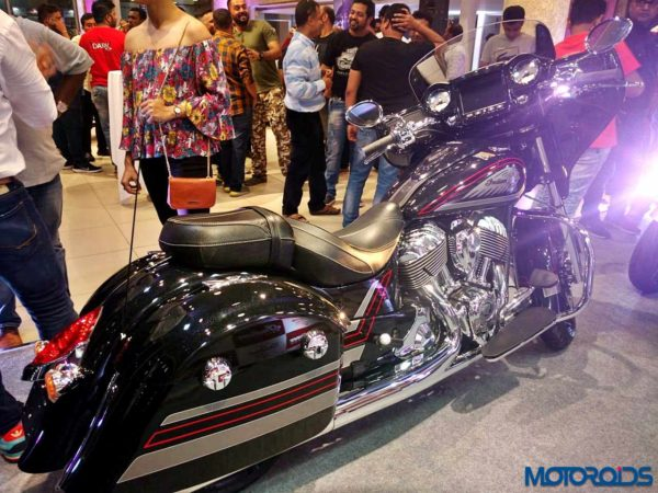 2018 Indian Motorcycle Chieftain Limited Launched In India (2)
