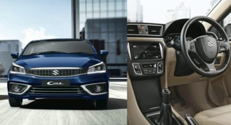 New 2018 Maruti Suzuki Ciaz Launched In India; Prices Start From INR 8.19 Lakh