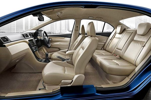 2018 Maruti Suzuki Ciaz – Official Photographs – Interior (1)
