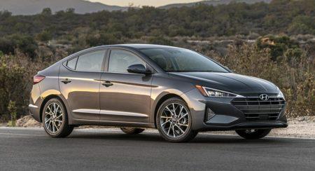 2019 Hyundai Elantra Front