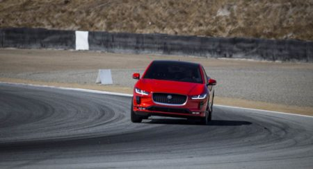 2019 Jaguar I-Pace HSE First Edition Laguna Seca Hot Lap (1)