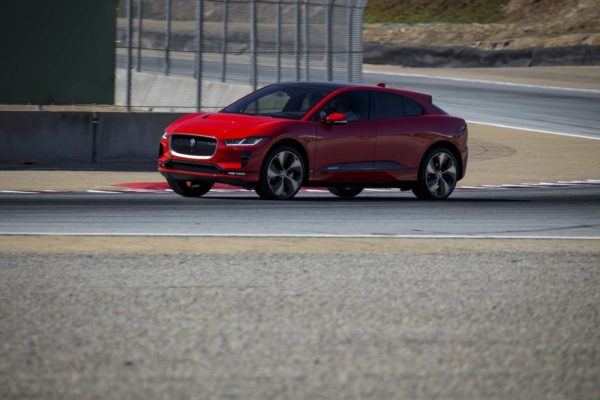 2019 Jaguar I Pace HSE First Edition Laguna Seca Hot Lap (2)