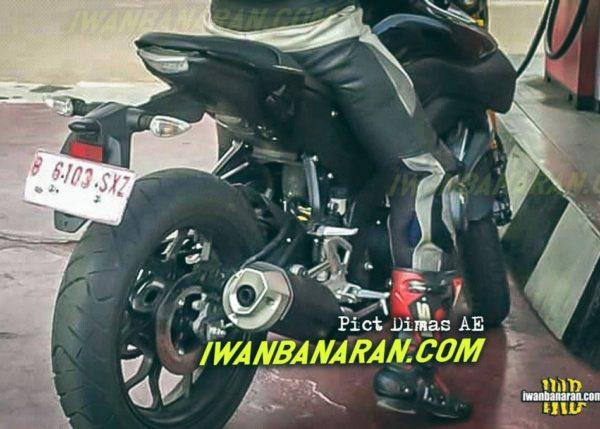 2019 Yamaha Xabre (MT 15) Spied (1)