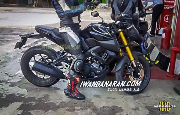 2019 Yamaha Xabre (MT 15) Spied (2)
