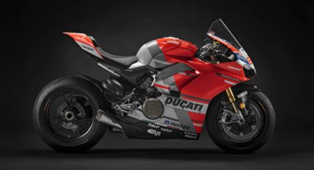 All 13 Ducati Panigale V4 S Models From 'Race Of Champions' Auctioned (4)
