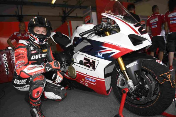 All 13 Ducati Panigale V4 S Models From 'Race Of Champions' Auctioned (7)