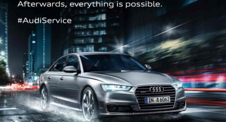 Audi Monsoon Campaign – 'Bring on the rain'