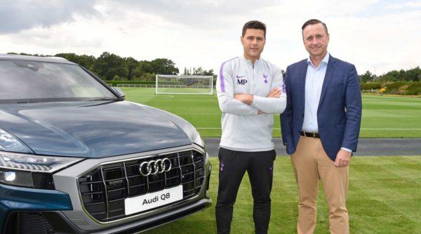 Audi & Tottenham Hotspur Announcement