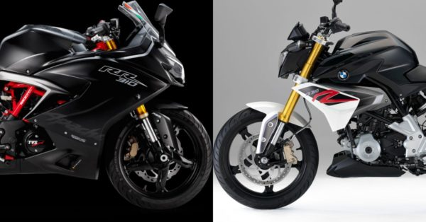BMW G 310 R Or TVS Apache RR310 – Which One Should You Buy – Gallery