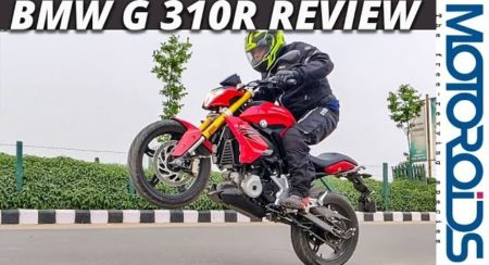 BMW G310 R Video Review - Feature Image