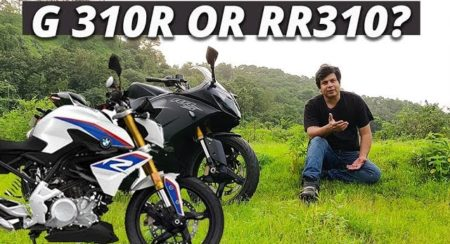 BMW G310R or TVS Apache RR310 - Which One Should You Buy - Feature Image