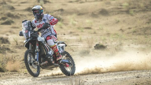 C S Santosh (Hero MotoSports) – India Baja 2018