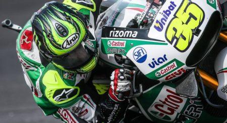 Cal Crutchlow And Honda Racing Corporation Extend MotoGP Contract Till 2020
