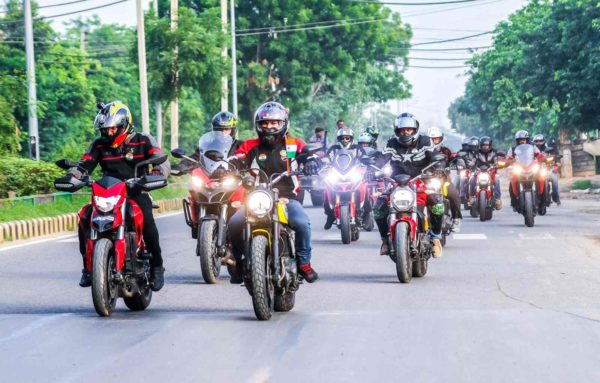 Ducati India Successfully Concluded Its First Independence Day Ride (6)