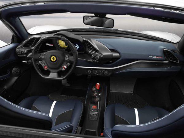 Ferrari 488 Pista Spider Revealed (7)