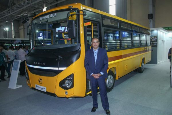 Force Traveller MONOBUS Launched In India (1)
