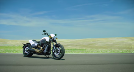 Meet The New Harley Davidson FXDR 114