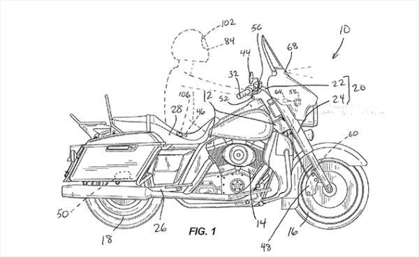 Harley Davidson Working On Autonomous Braking System (1)