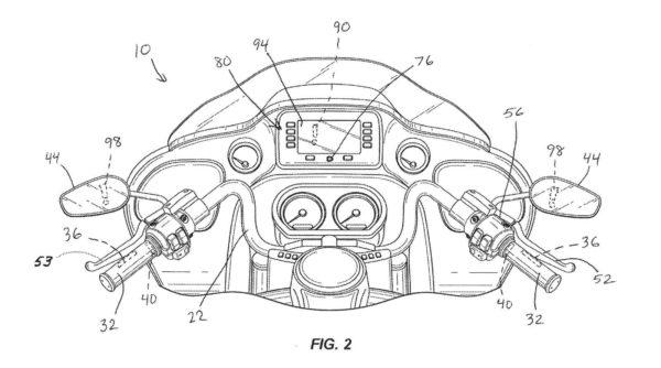 Harley Davidson Working On Autonomous Braking System (2)